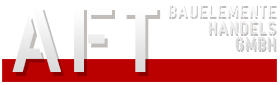 AFT-Bauelemente Handels GmbH Logo